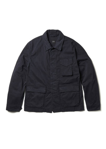 Travel Jacket in Navy
