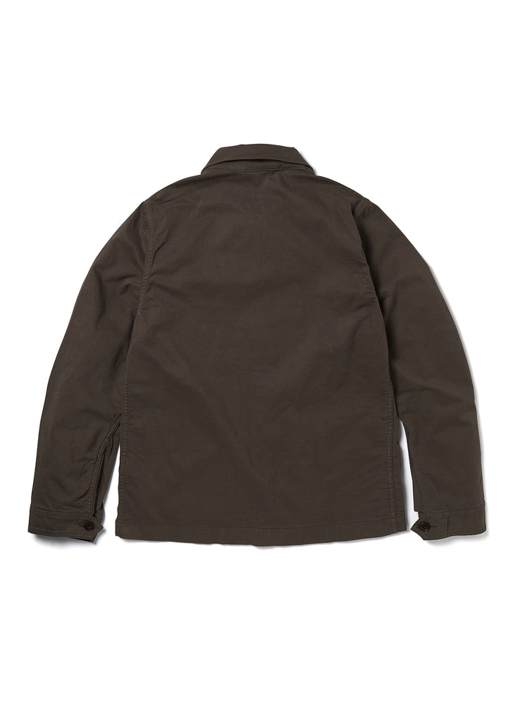 Travel Jacket in Khaki