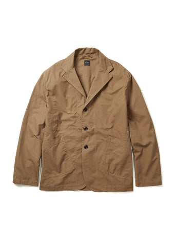 Travail Blazer in Coyote Brown
