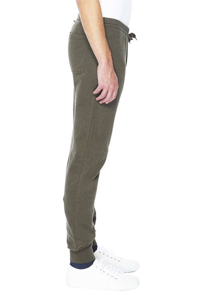 Warm-Up Pant in Olive