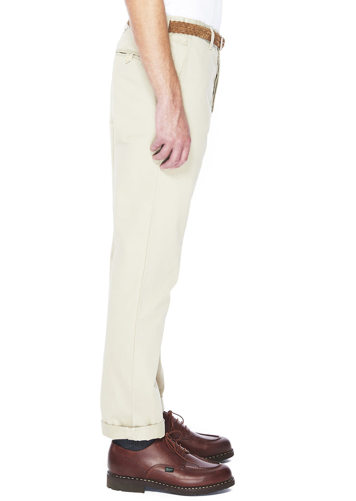 Slim Fit Trouser in Sand