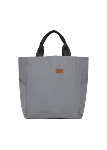 Sport Tote in Mid Grey