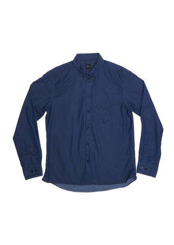 Cousteau Shirt in Indigo