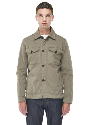 Boat Jacket in Khaki