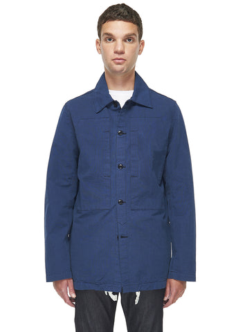 Sail Jacket in Indigo