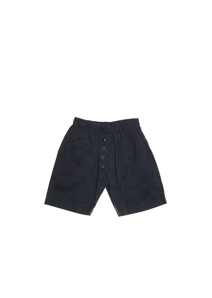 Ripstop Deck Shorts in Navy Ripstop