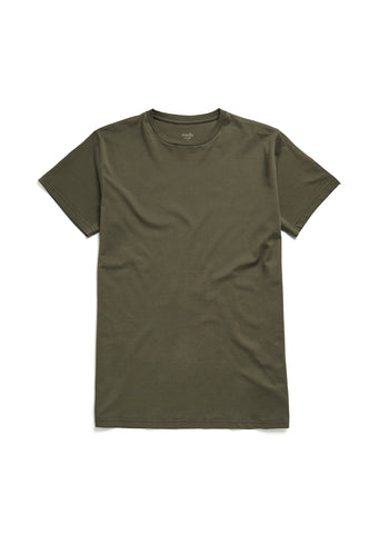 Classic T-Shirt in Leaf Green