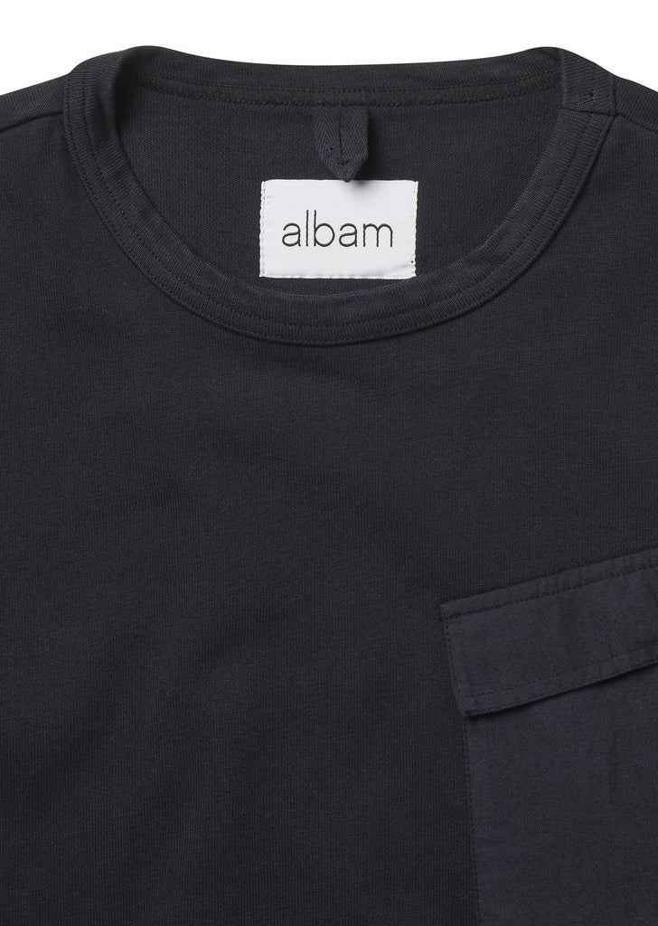 Barrier T-Shirt in Dark Navy