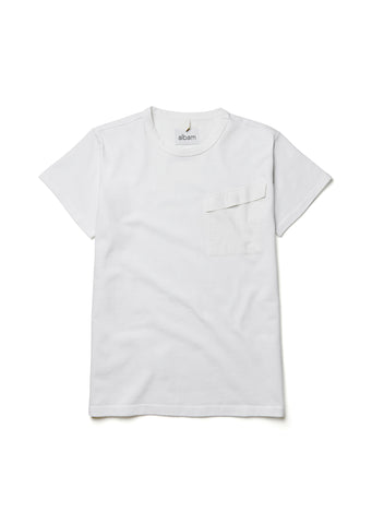 Barrier T-Shirt in White