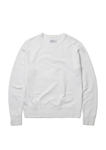 Sweatshirt in White
