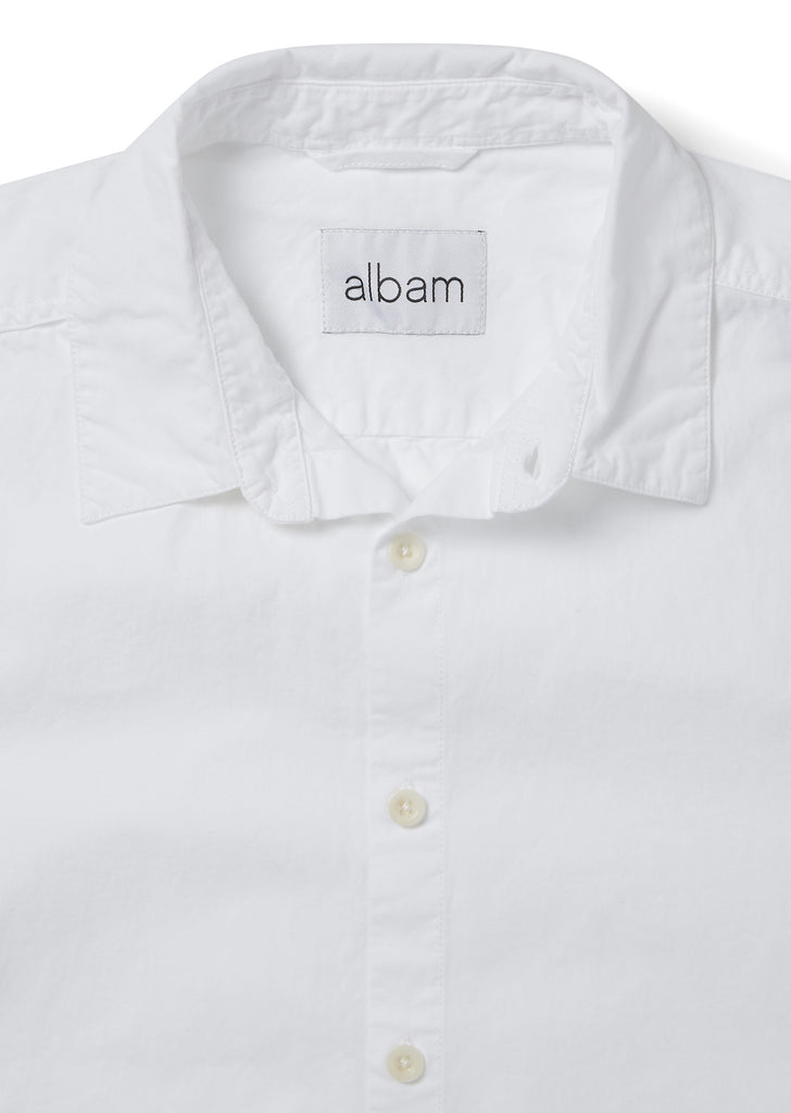 Easy Shirt in White