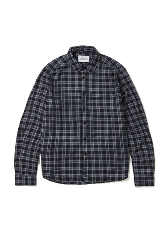 Easy Shirt in Charcoal Check