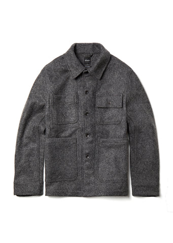Mechanics Jacket in Dark Grey