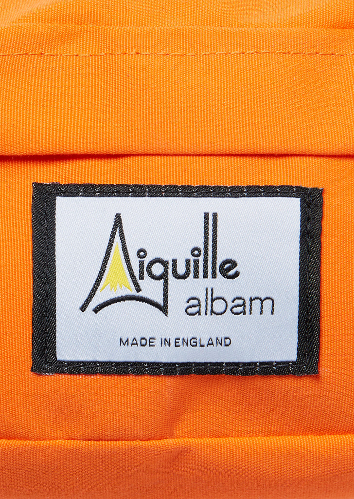 albam x Aiguille Marsupium Bag in Orange