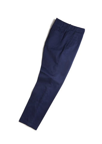 Slim Parade Trouser in Navy