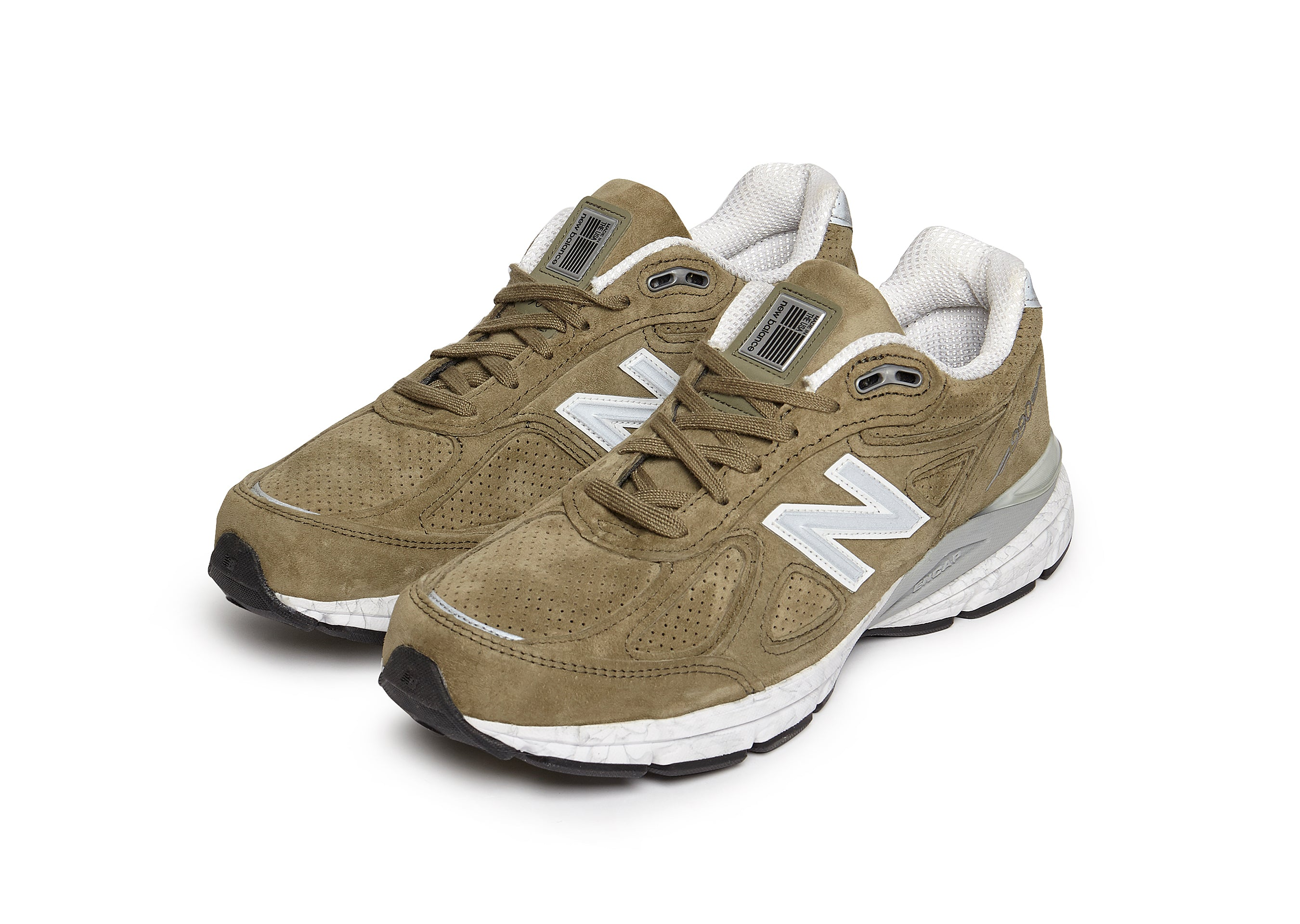 hot sales 8b94a 8db04 ... New Balance 990 in Covert Green ...