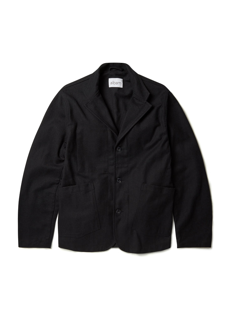 New - Casual Blazer in Charcoal