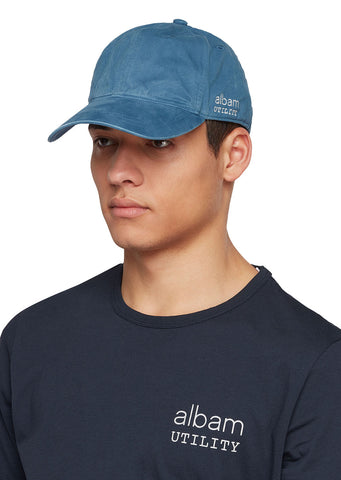 Utility Cap A in Blue