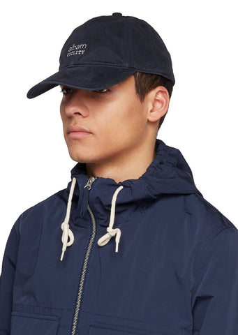 Utility Cap B in Navy