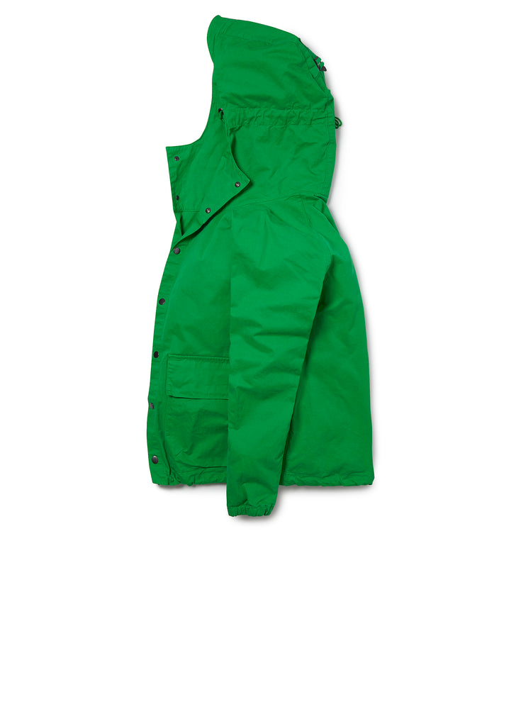 Smock Jacket in Jelly Bean Green
