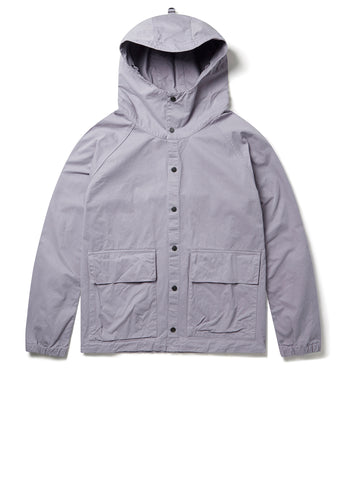 New - Smock Jacket in Lavender Fog
