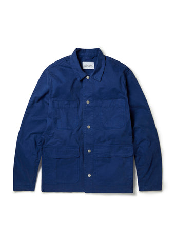 New - GD Work Jacket in Navy