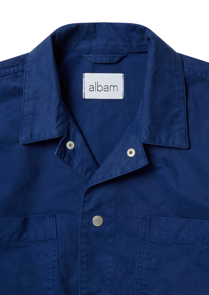 Work Jacket in Navy