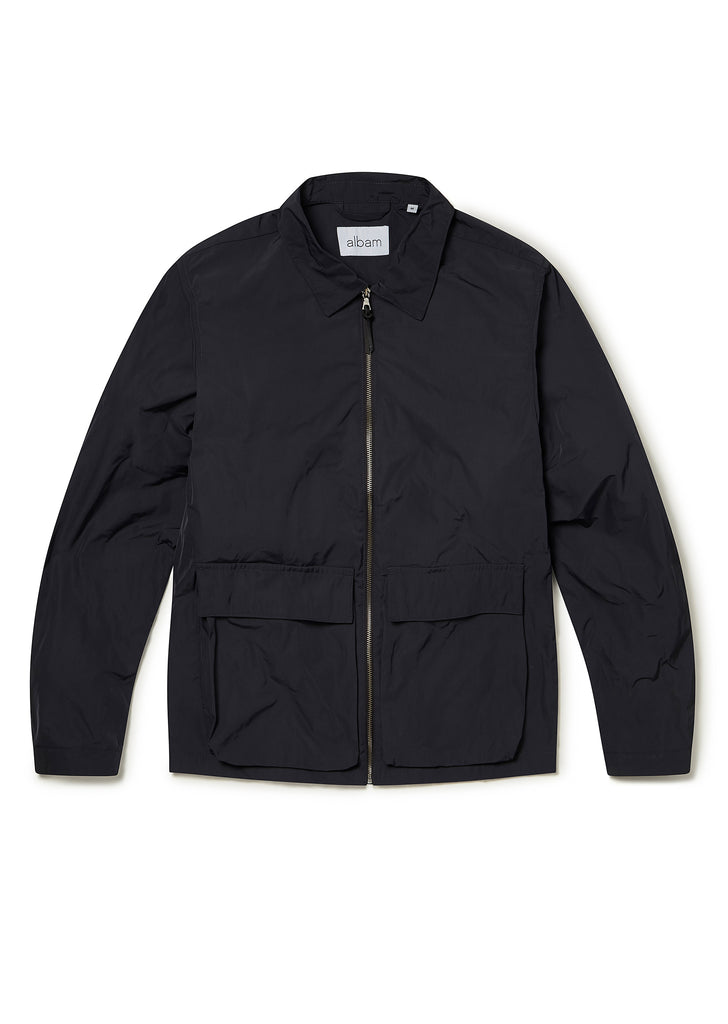 Nylon Bomber in Anthracite
