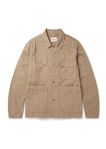 Gatton Work Jacket in Tobacco