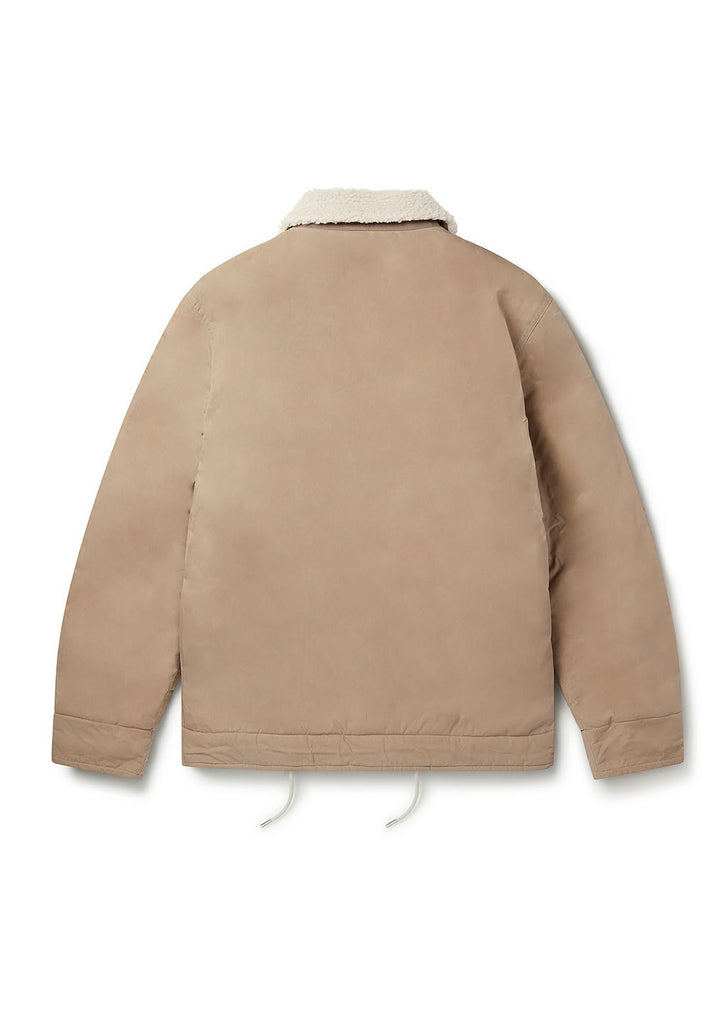 Deck Jacket in Mouse