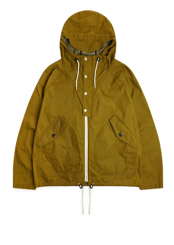 Haston Parka in Yellow