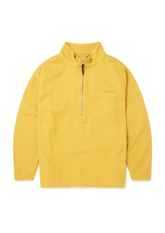 Hoy Smock in Yellow - Exclusive to Albam