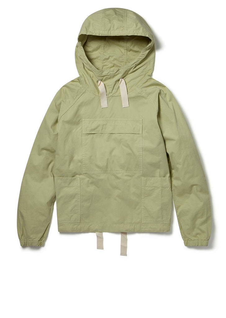 Sailing Smock in Pistachio Green