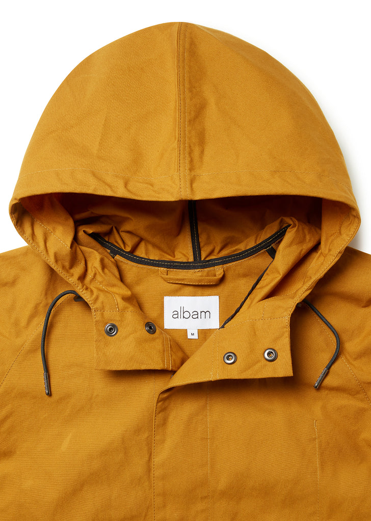 Fishtail Parka in Beeswax