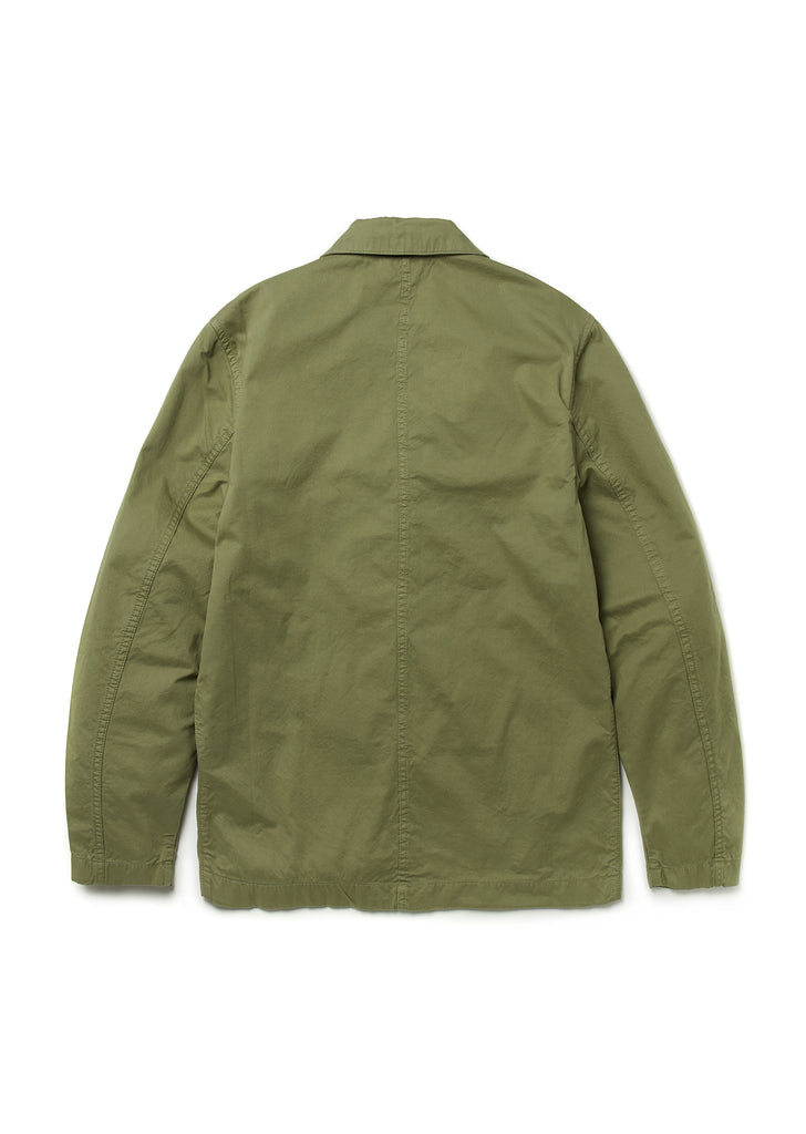 Board Blazer in Olive Green