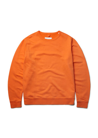 Sports Sweatshirt in Nasturtium