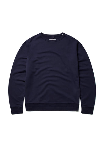 New - Sports Sweatshirt in Peacoat
