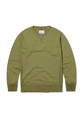 Classic Sweatshirt in Dried Herb