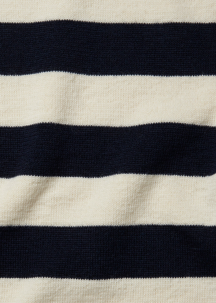 Milano Stripe in Ecru
