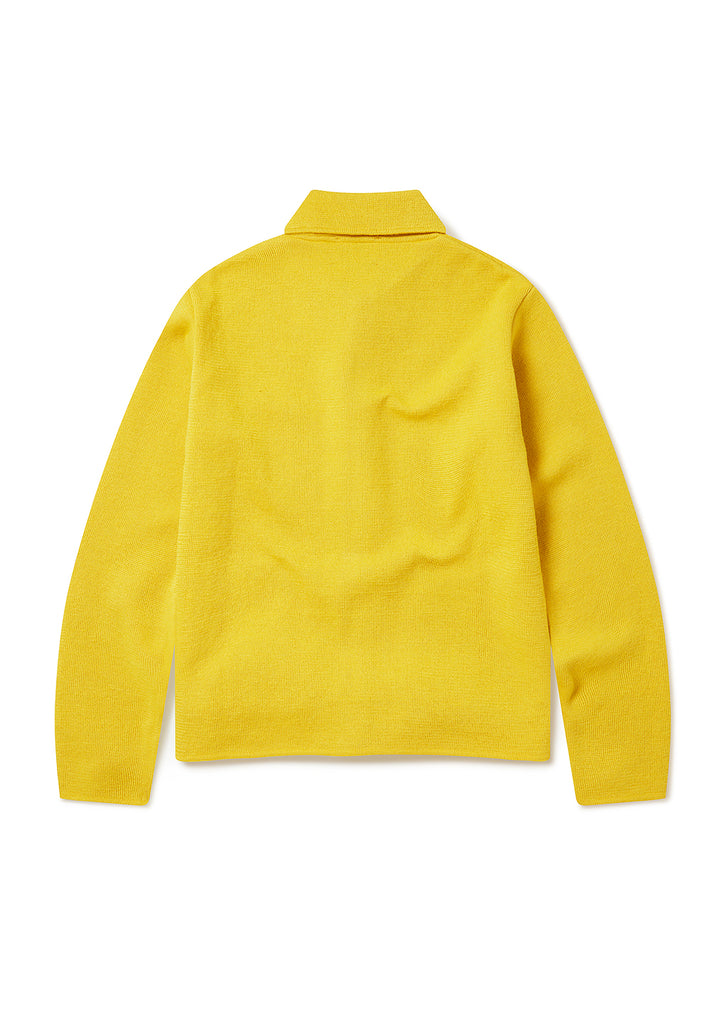 Milano Work Jacket in Yellow