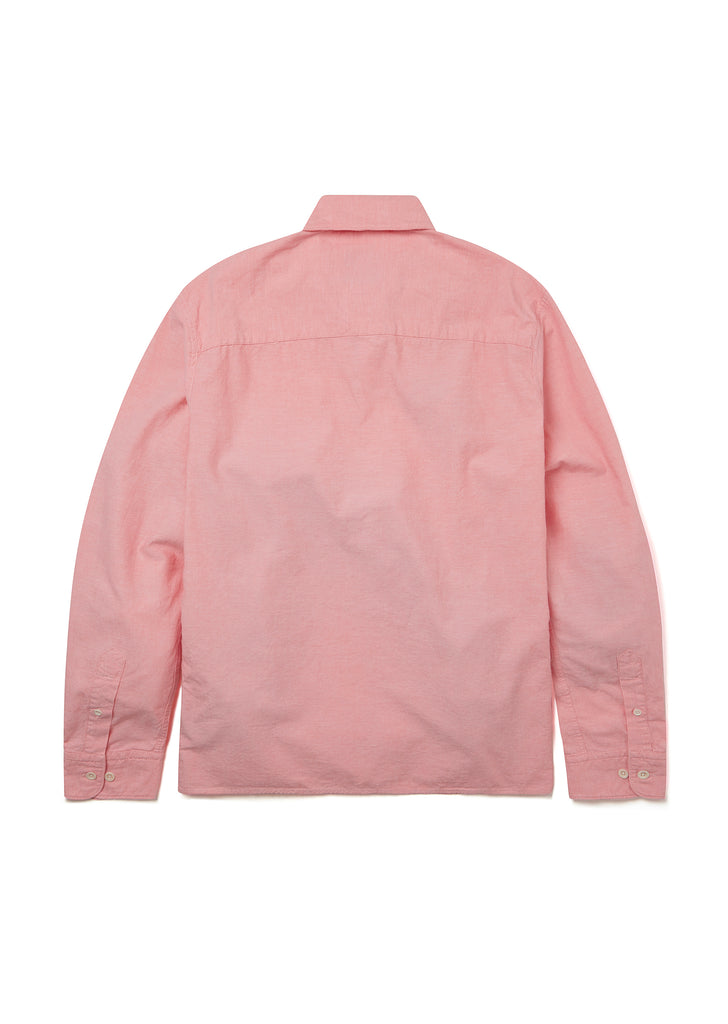 New - Camp Collar Shirt in Pink