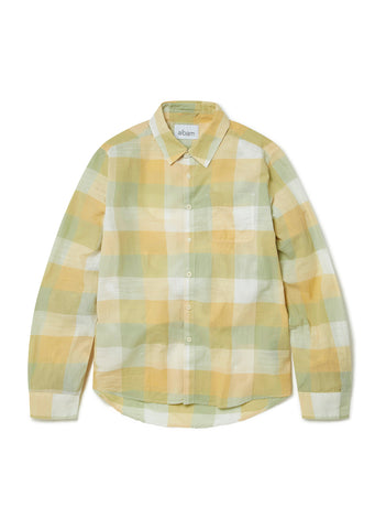 Hockney Shirt in Yellow