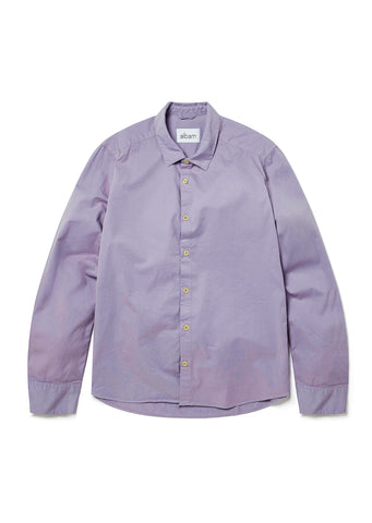 Easy Shirt in Lavender Fog