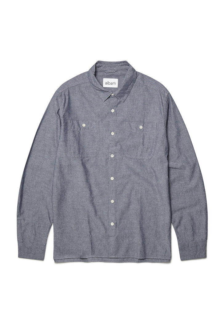 Otto Shirt in Chambray