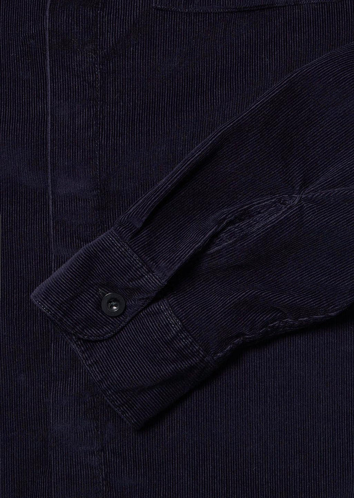 Cordwainers Shirt in Navy