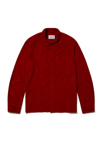 Cordwainers Shirt in Red