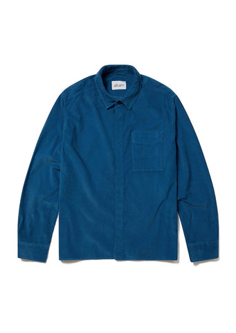Cordwainers Shirt in Blue