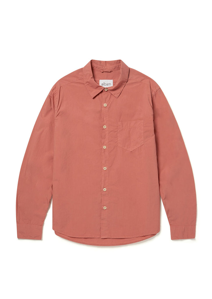 Gysin Shirt in Dusty Cedar