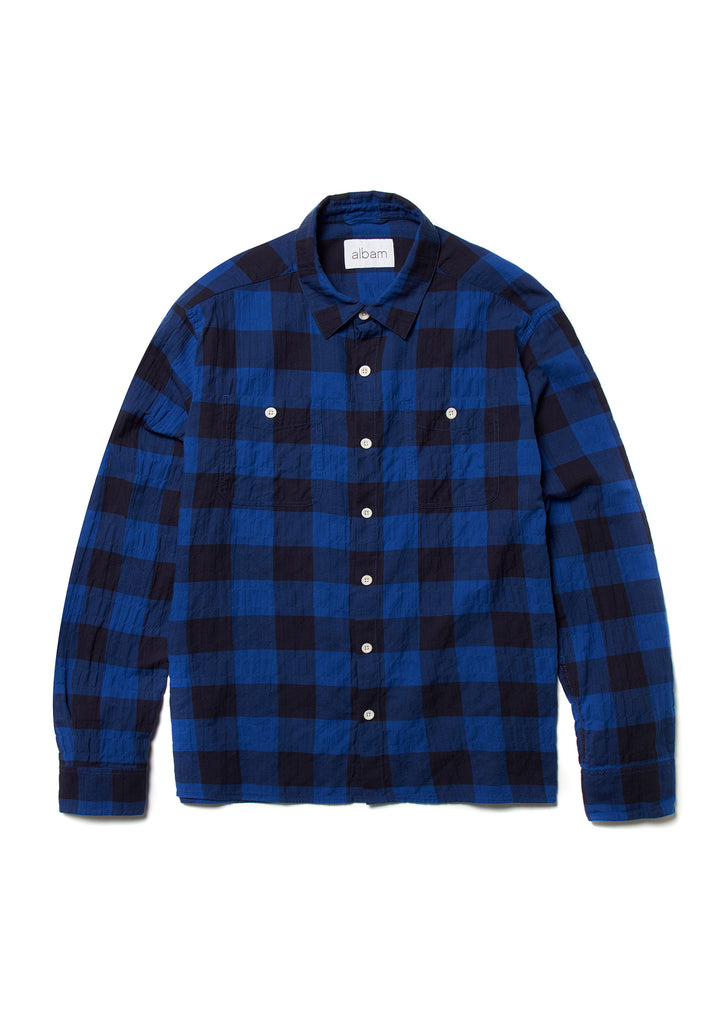 Otto Shirt in Blue