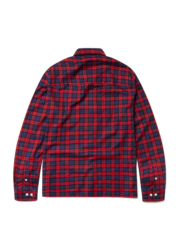 Otto Shirt in Red